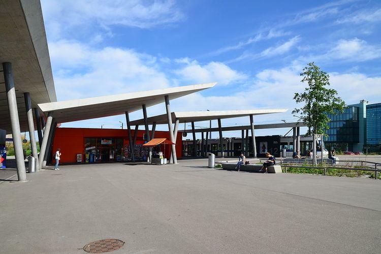 Stettbach railway station
