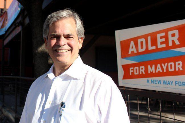 Steve Adler (lawyer) Steve Adler The Daily Texan