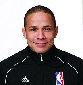 Steve Anderson (basketball referee) Steve Anderson Offical 35 NBRA