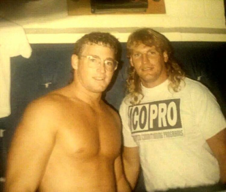 Steve Armstrong Scott and Steve Armstrong SJ Armstrong Wrestling Family gallery