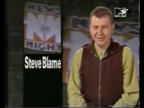 Steve Blame Mtv remixes amp remixers 1991 YouTube