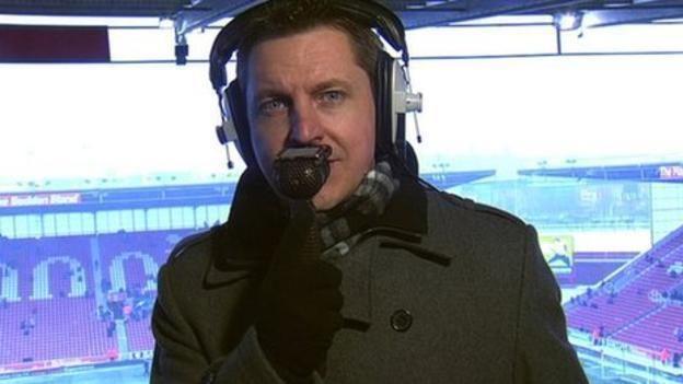 Steve Bower MOTD preview Steve Bower at Stoke v Sunderland BBC Sport