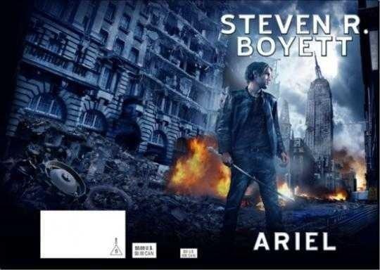 Steve Boyett Steven R Boyett Ariel Stewartry