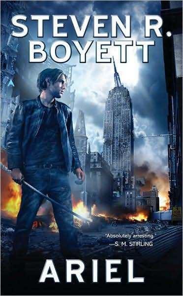 Steve Boyett ariel by steven r boyett We are book punksWe are book punks