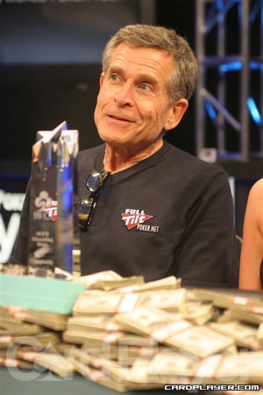Steve Brecher Steve Brecher Wins the 2009 Bay 101 Shooting Star Poker News