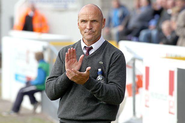 Steve Burr Chester FC manager Steve Burr reveals he spoke to players