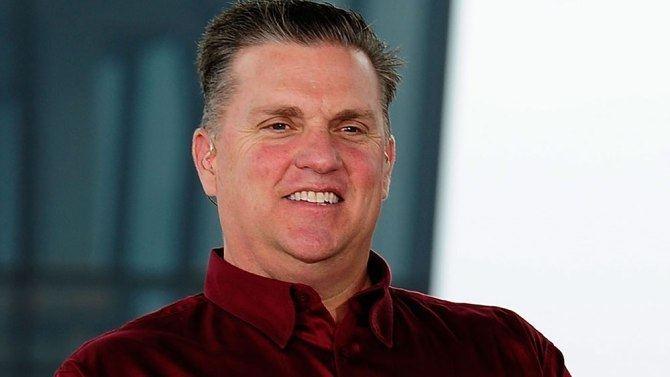 Steve Byrnes Steve Brynes Dead NASCAR Announcer Dies from Cancer