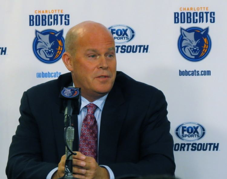 Steve Clifford Bobcats Introduce New Coach Steve Clifford WFAE