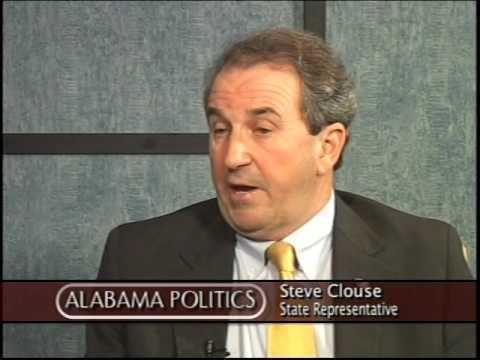 Steve Clouse Alabama Politics With Steve Flowers and guest Steve Clouse 2817