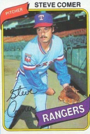 Steve Comer (baseball) bioprojsabrorgbpftpimages4ComerStevejpg