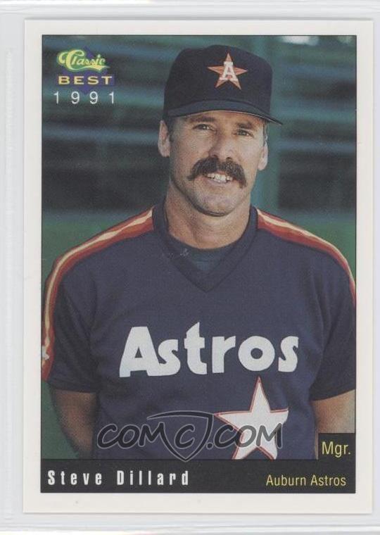 Steve Dillard (baseball) Steve Dillard Baseball Cards COMC Card Marketplace