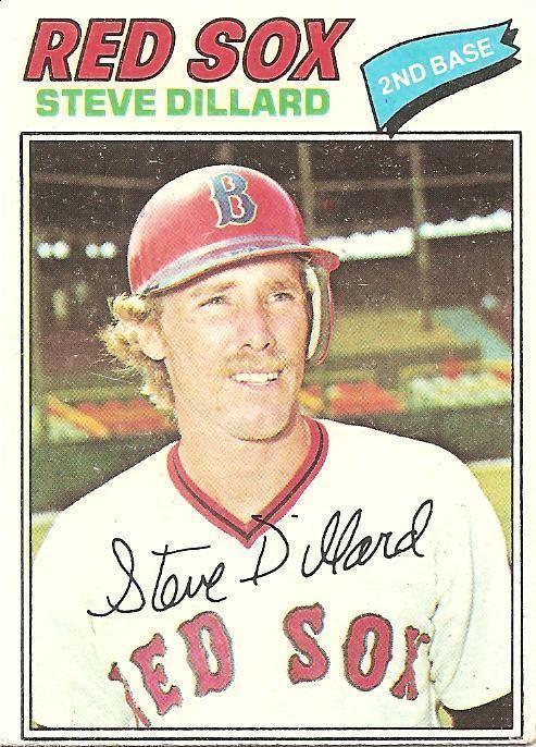 Steve Dillard (baseball) Steve Dillard Cardboard Gods