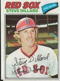Steve Dillard (baseball) Steve Dillard Baseball Cards Topps Fleer Upper Deck Trading Cards