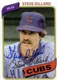 Steve Dillard (baseball) wwwbaseballalmanaccomplayerspicsstevedillar