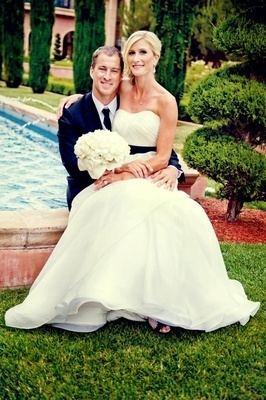 Steve Finley World Series Winner Steve Finleys California Nuptials Inside Weddings