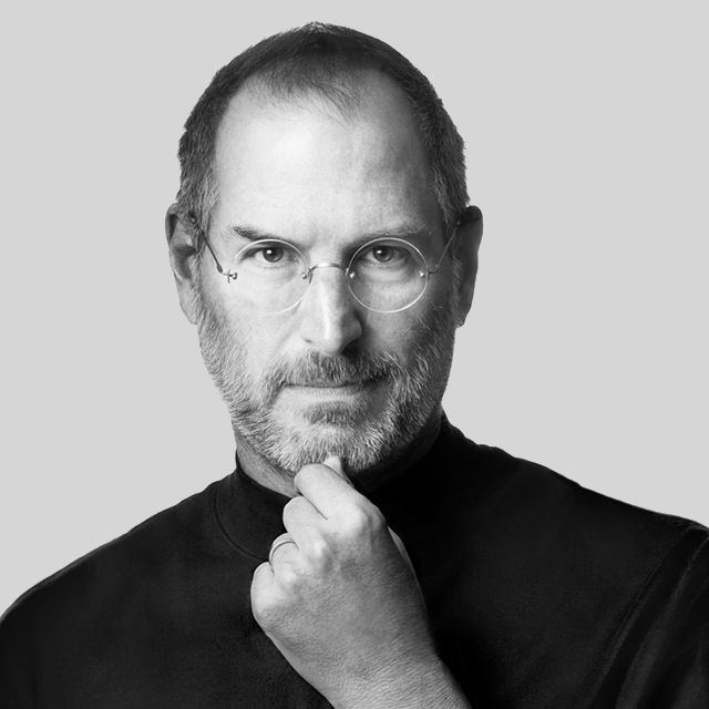 Steve Jobs Rolling Stone Draws Inspiration from Steve Jobs to Target