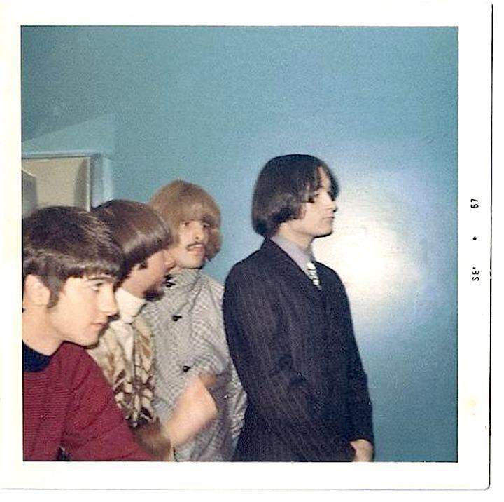 Steve Martin Caro Edgy Edgy Edgy The Left Banke in 1967 LR Steve MartinCaro