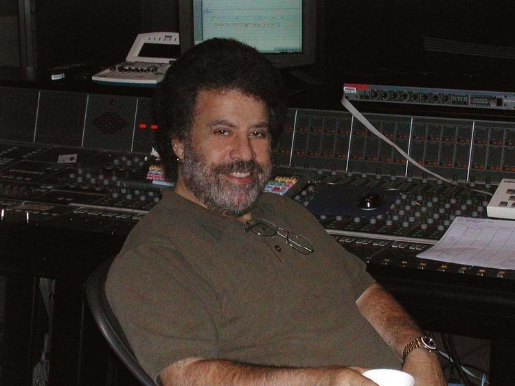 Steve Maslow Steve Maslow Warner Bros Sound