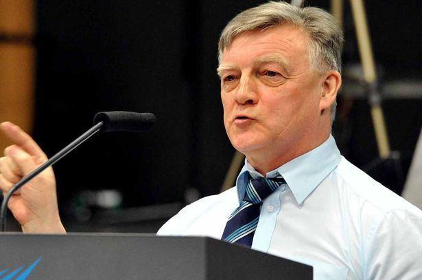 Steve McCabe (politician) Scottish born Birmingham MP Steve McCabe Independence
