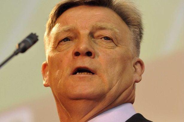 Steve McCabe (politician) Birmingham MP Steve McCabe calls for Europe referendum