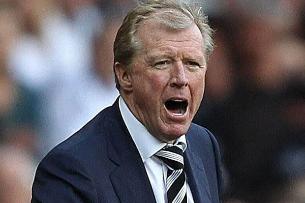 Steve McLaren Derby boss Steve McClaren could take England hotseat again