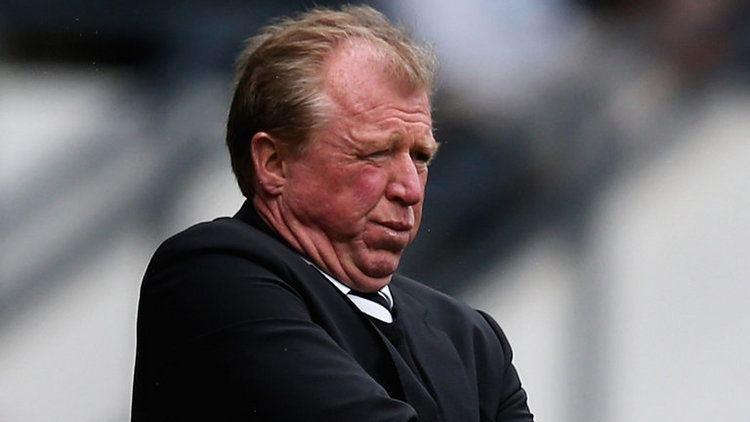 Steve McLaren Derby County sack manager Steve McClaren Football News