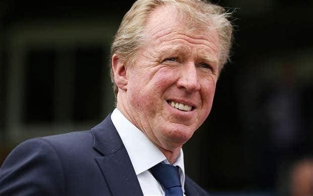 Steve McLaren Steve McClaren Nigel Clough Derby County manager Telegraph