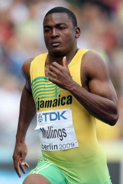 Steve Mullings Steve Mullings Photos 12th IAAF World Athletics