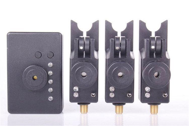 Steve Neville Steve Neville Remote MK3 Alarm Set Rainbow New 2016 Bite Alarms