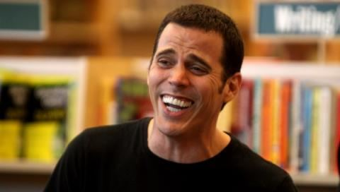 Steve-O SteveO Released From Jail After Climbing Atop Crane In