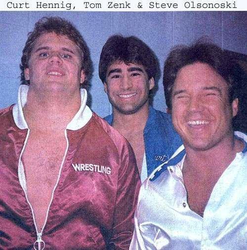 Steve Olsonoski Steve O Online World of Wrestling