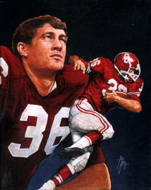 Steve Owens (American football) httpssmediacacheak0pinimgcomoriginals83