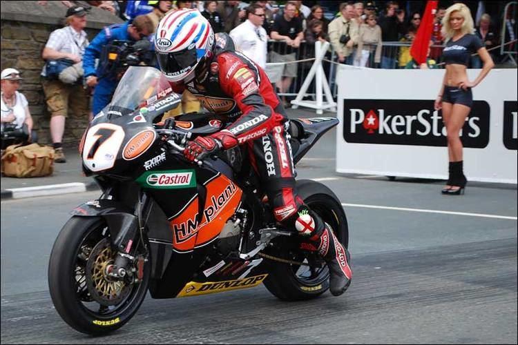 Steve Plater BBC Sport Motorsport Plater39s Senior TT win in photos