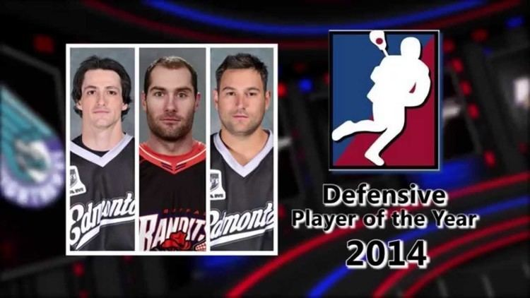 Steve Priolo 2014 NLL Defensive Player of the Year award finalists Chris Corbeil