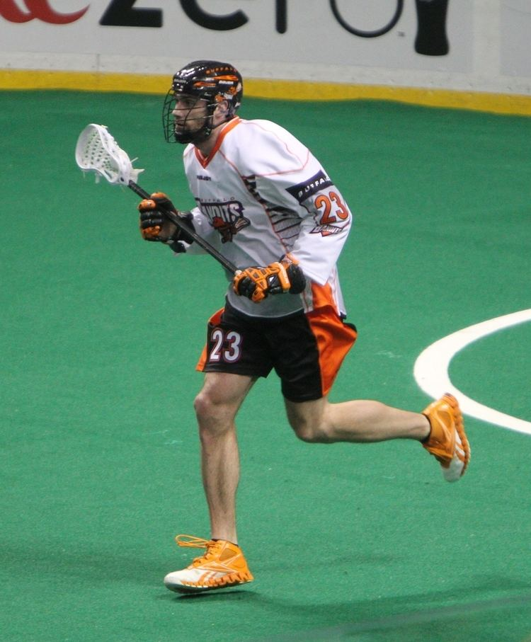 Steve Priolo Bandits defender Priolo becomes a force in NLL The Buffalo News