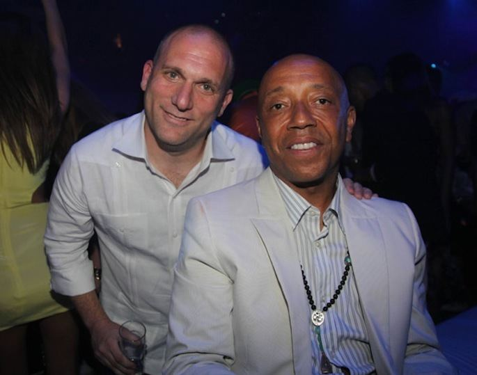 Steve Rifkind Russell Simmons Steve Rifkind to launch YouTubebased