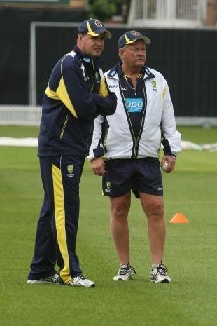 Steve Rixon axed from Australias support staff Cricket ESPN