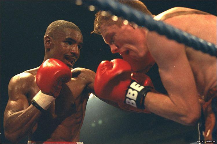 Steve Robinson (boxer) BBC Sport Steve Robinson in photos