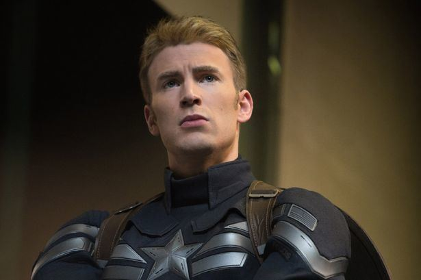 Steve Rogers (actor) Captain America 2 Chris Evans to quit acting after role