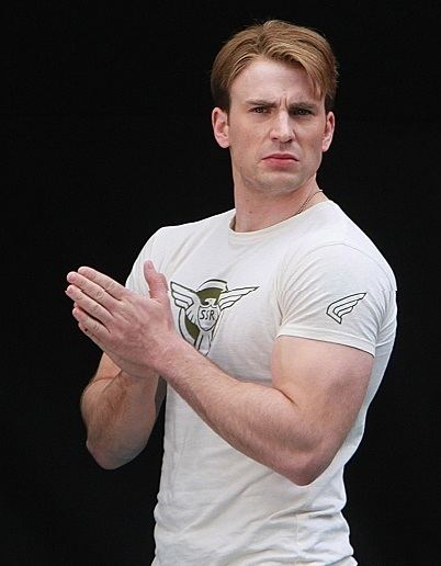 Steve Rogers (actor) Movie and TV History Chris Evans Biography and Filmography