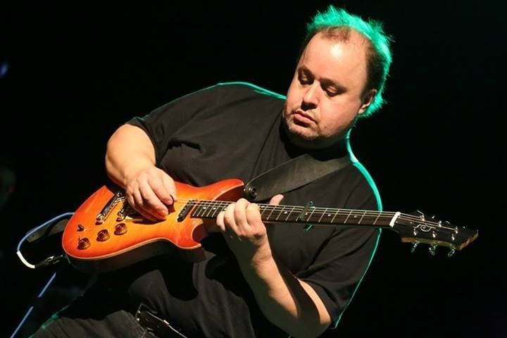 Steve Rothery The Steve Rothery Band Prog Sphere PR