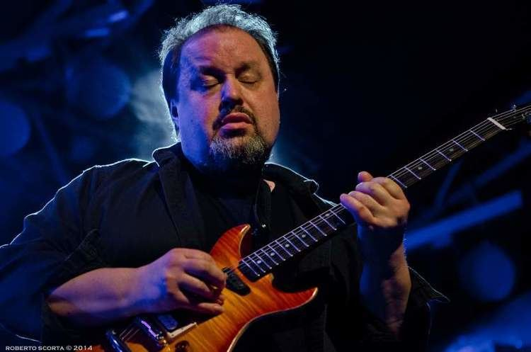 Steve Rothery BACKGROUND MAGAZINE Interview