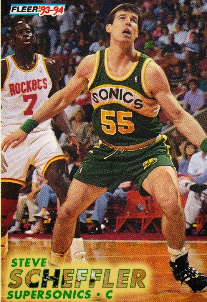 Steve Scheffler Steve Scheffler Almost Played for the Celtics