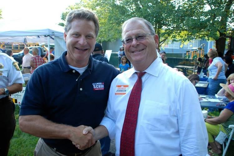 Steve Schuh Will Anne Arundel voters let George Johnson do it or Steve Schuh
