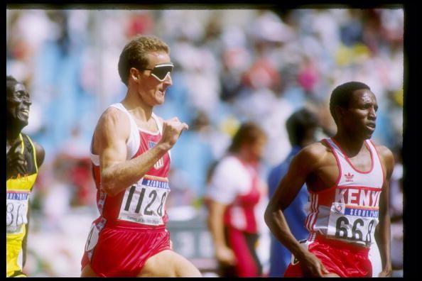 Steve Scott (athlete) Steve Scott former US mile record holder has prostate