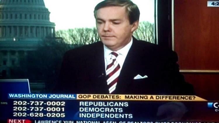 Steve Scully Steve Scully Gets Punked During Washington Journal YouTube