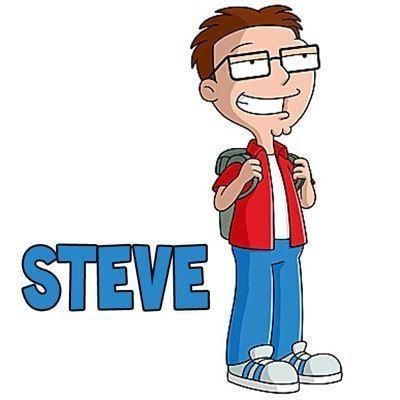 Steve Smith (American Dad!) Steve Smith American Dad American Dad Pinterest American dad
