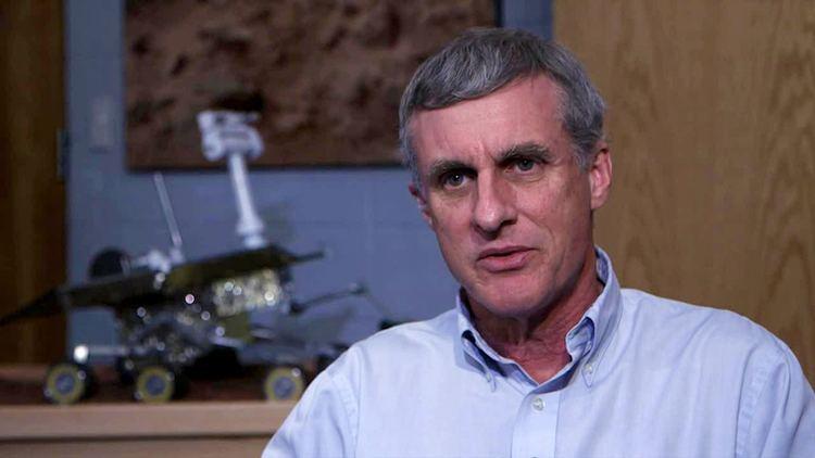 Steve Squyres Steve Squyres talks about the Mars Exploration Rover