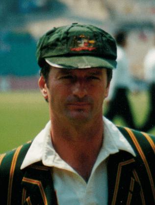 Steve Waugh (Cricketer)