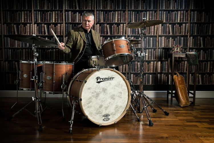 Steve White (drummer) Premier launches Modern Classic and appoints Steve White